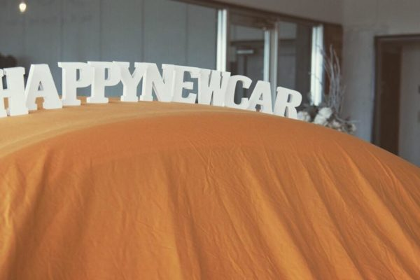 Happy new car ! サムネイル