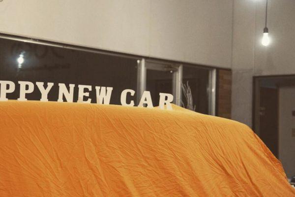 Happy new car !! サムネイル